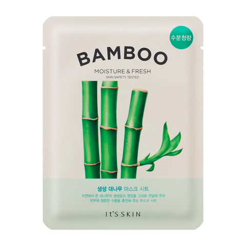 It's Skin The Fresh Mask Sheet Bamboo maska do twarzy z wyciągiem z bambusa 20ml