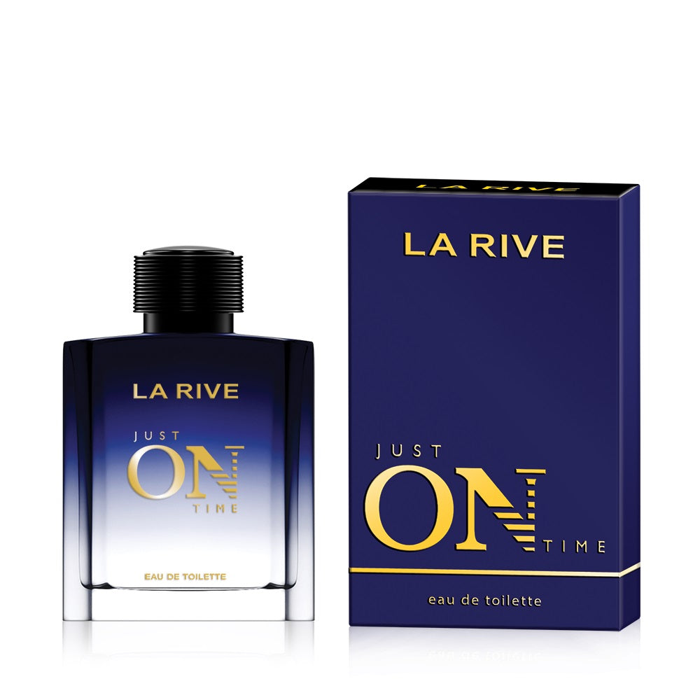 la rive just on time