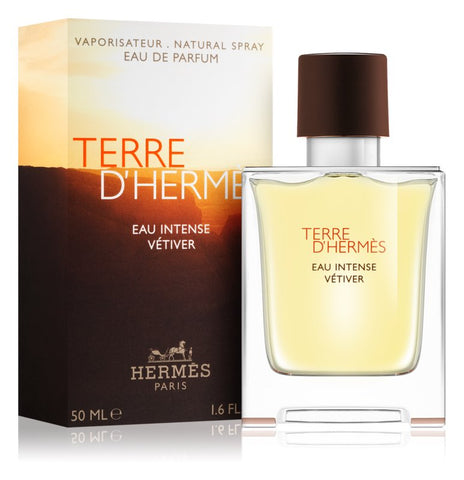 Hermes Terre D'Hermes Eau Intense Vetiver woda perfumowana spray 50ml