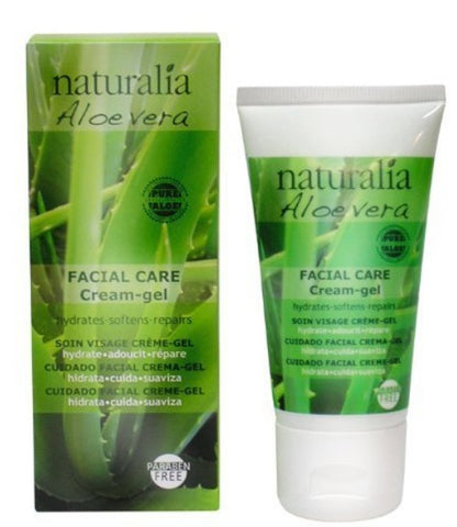 Aloe Vera Facial Care Cream-Gel nawilżający krem do twarzy 50ml