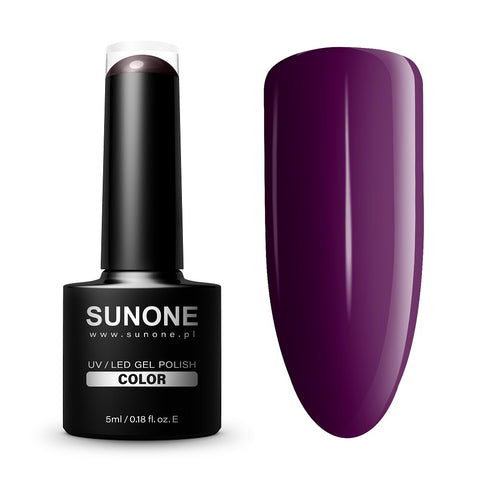 Sunone UV/LED Gel Polish Color lakier hybrydowy F09 Fay 5ml