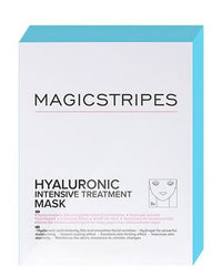 Magicstripes Hyaluronic Intensive Treatment Mask maska do twarzy kuracja hialuronowa 3szt