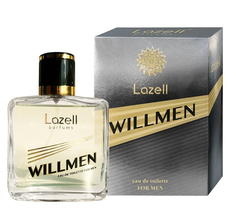 Lazell Willmen For Men woda toaletowa spray 100ml