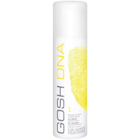 Gosh Dna 1 For Women dezodorant spray 150ml
