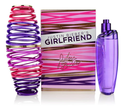 Justin Bieber Girlfriend woda perfumowana spray 50ml