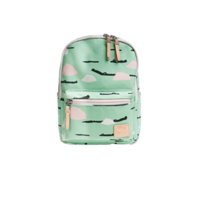 Backpack Crocos Rivieras & Jojo Factory