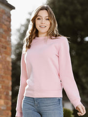 The Beesands Unisex Sweatshirt - Pastel Pink