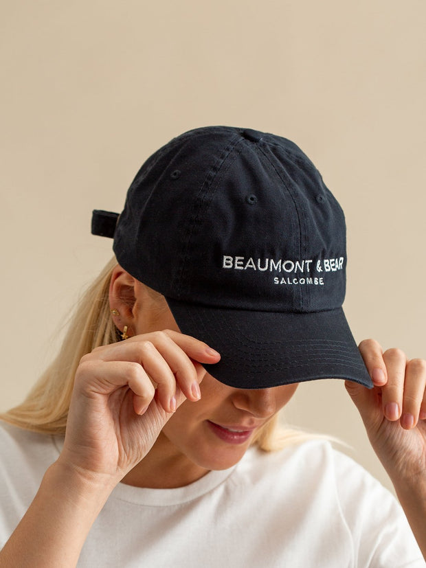 Sandhills Cap - Navy - Beaumont & Bear