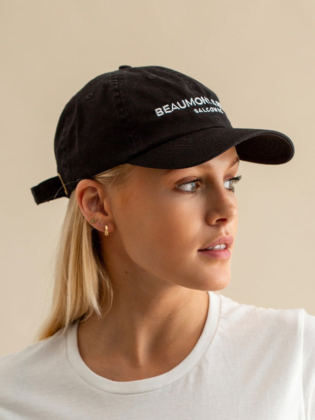Sandhills Cap - Black - Beaumont & Bear