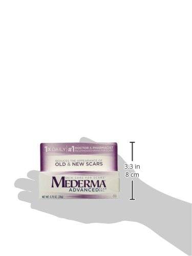 Mederma Advanced Scar Gel - .7 oz.