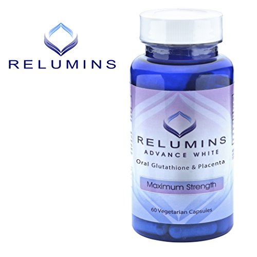 Relumins Advanced White Oral Glutathione Whitening Formula Capsules-max Strength