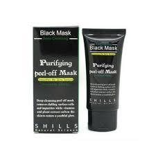 Black_off peeloff mask