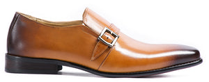 BROWN MONK STRAP