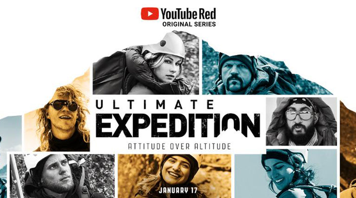 Ultimate Expedition on Youtube RED
