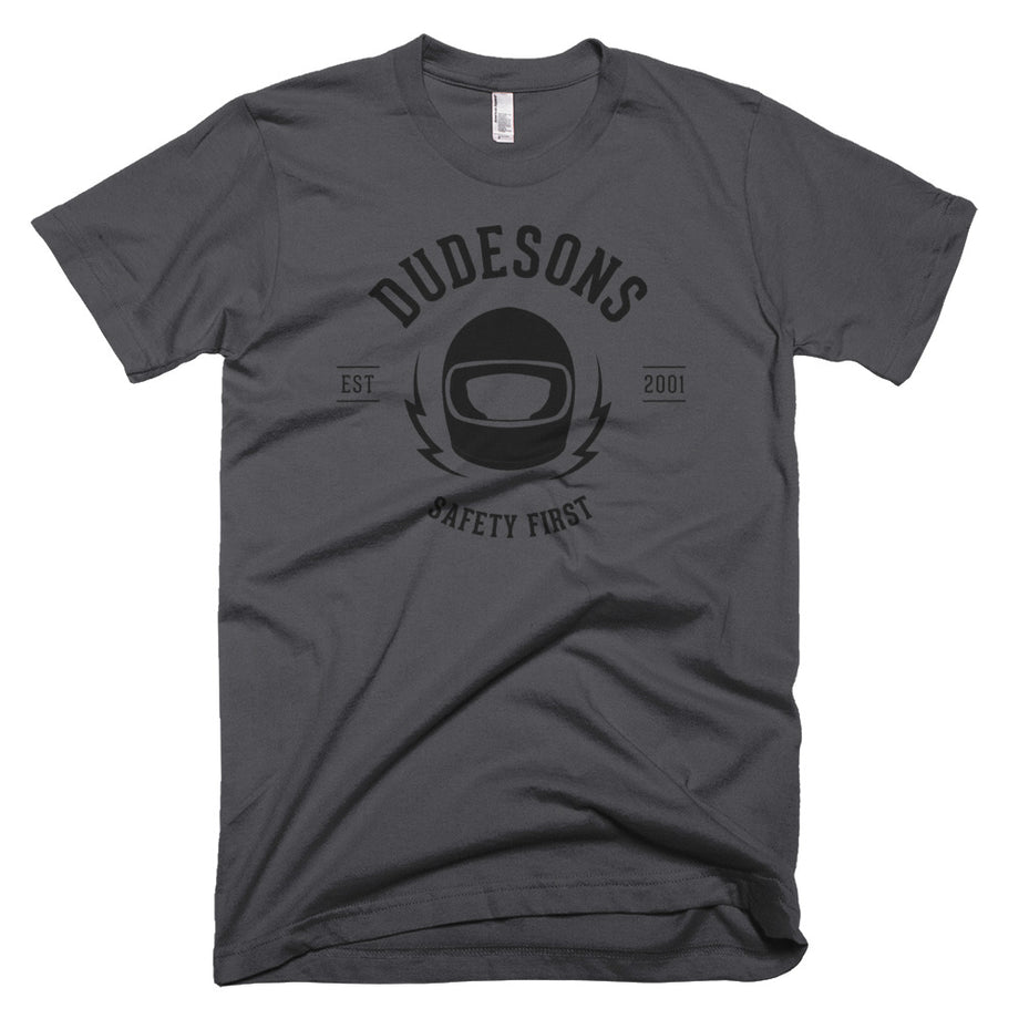 The Dudesons Safety First Black T-shirt