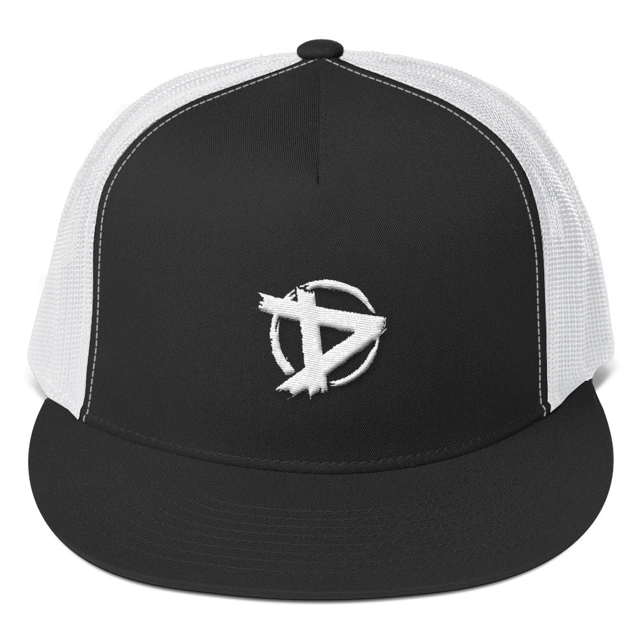 The Dudesons D Logo Trucker Cap
