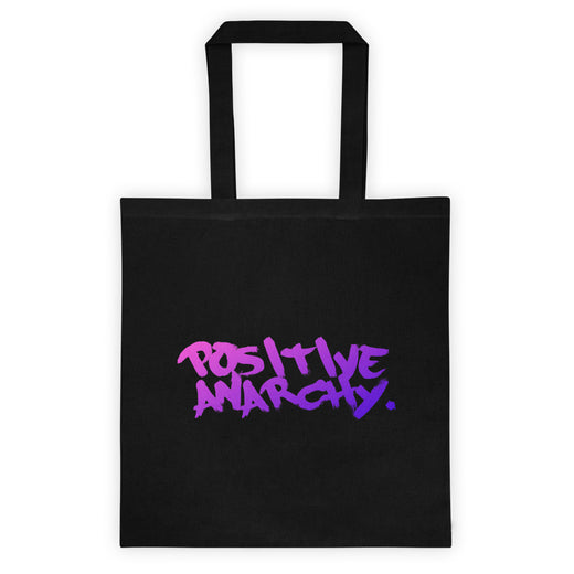 The Dudesons Positive Anarchy Spray Tote bag