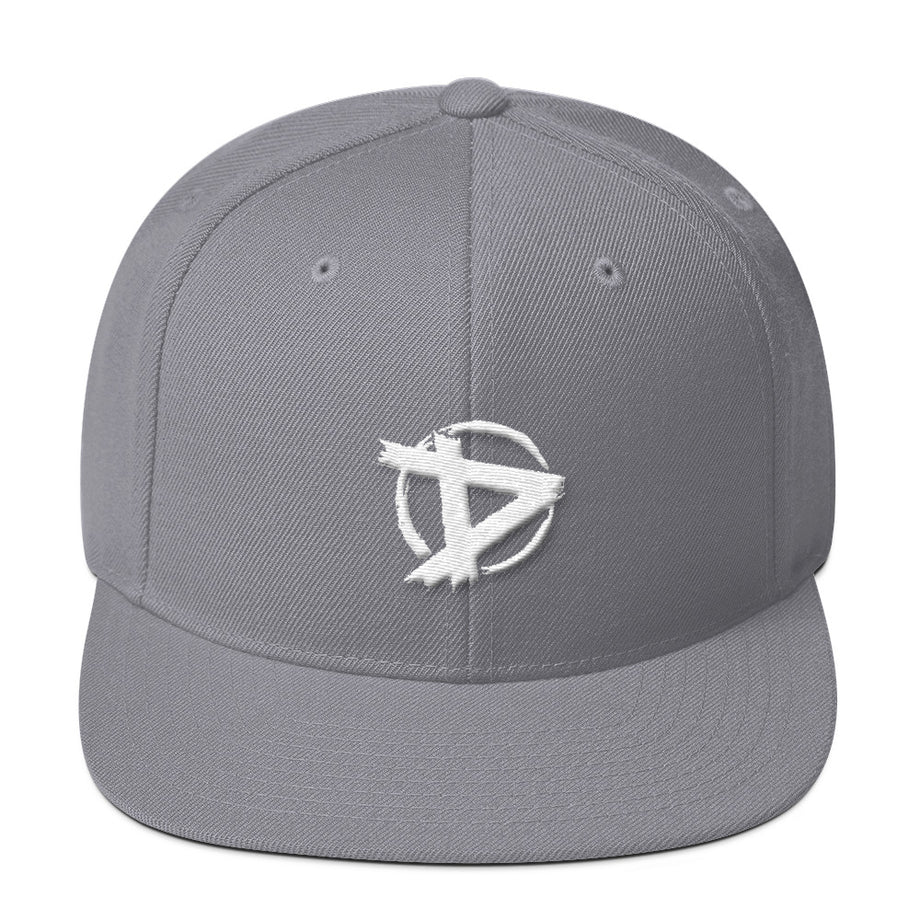 The Dudesons D Logo Wool Blend Snapback