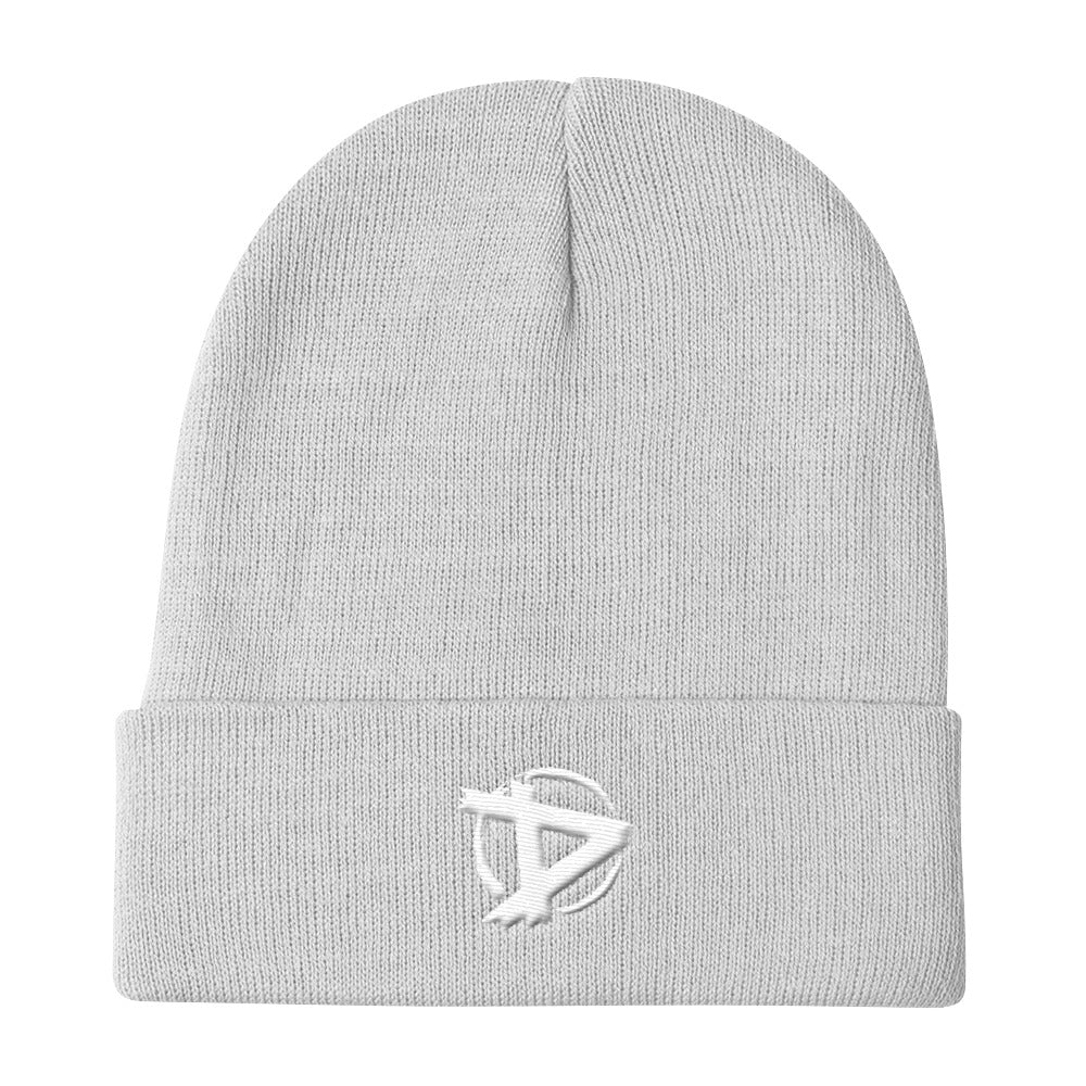 98c20bfb557 The Dudesons D Logo Knit Beanie