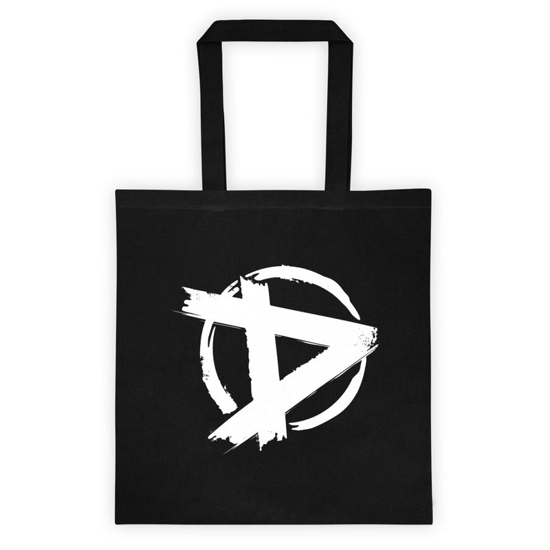 The Dudesons D Logo Tote bag Black/White