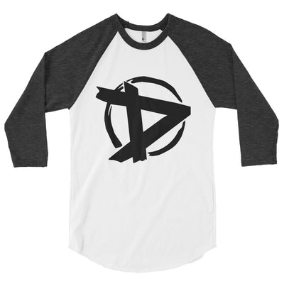 Dudesons 3/4 sleeve raglan shirt