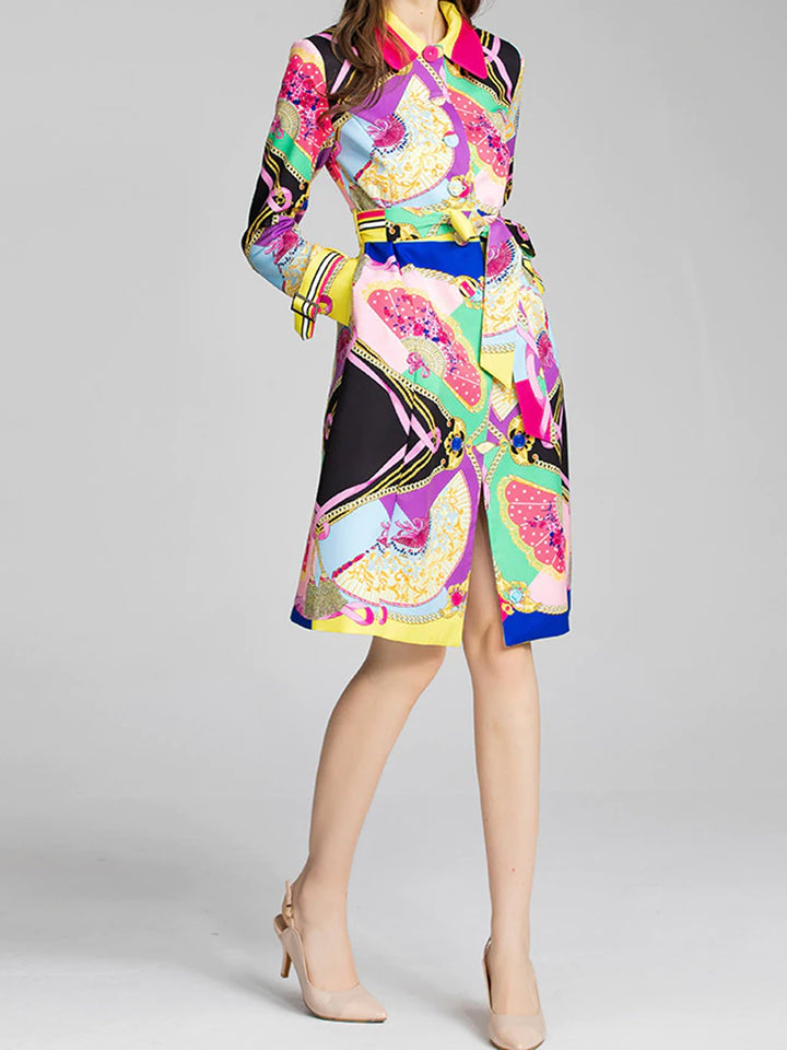 LARISSA Blazer Dress in Black