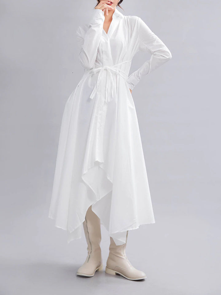 YULLE Asymmetrical Dress