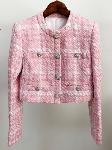 Checktweed Jacket