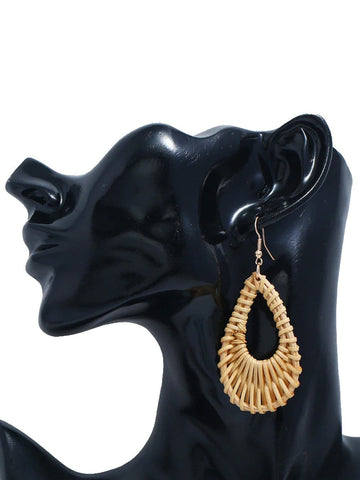 DA XIA Drop Earrings
