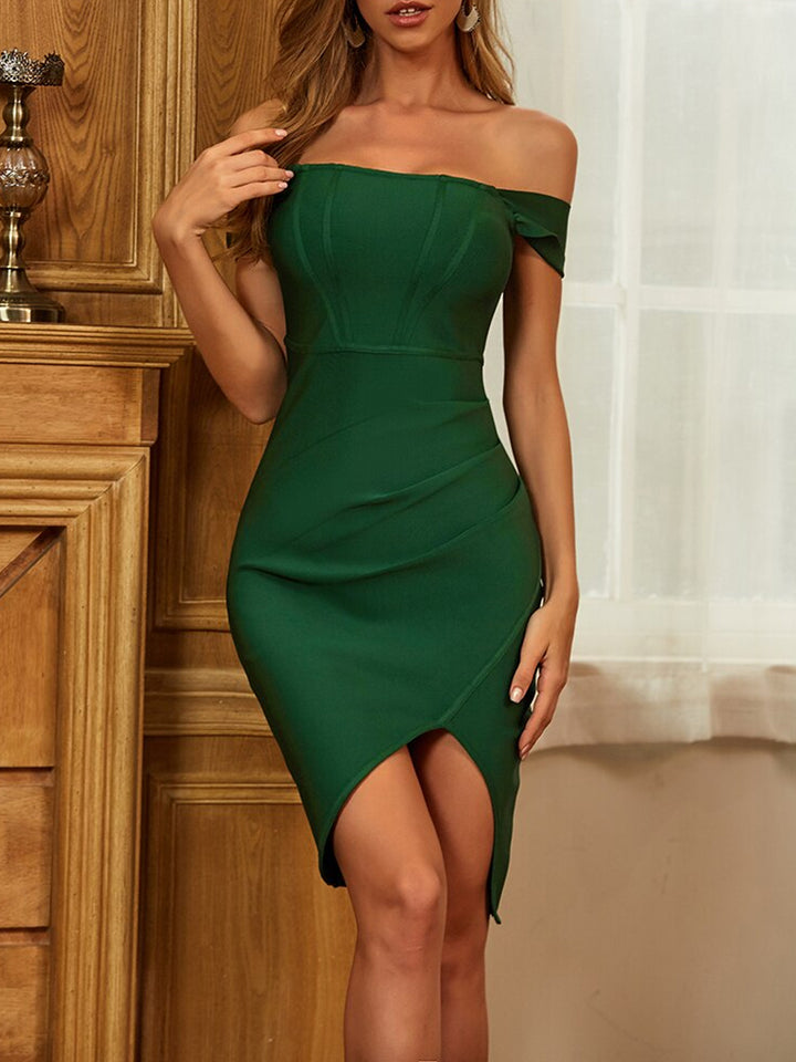LEYA Corset Bandage Dress