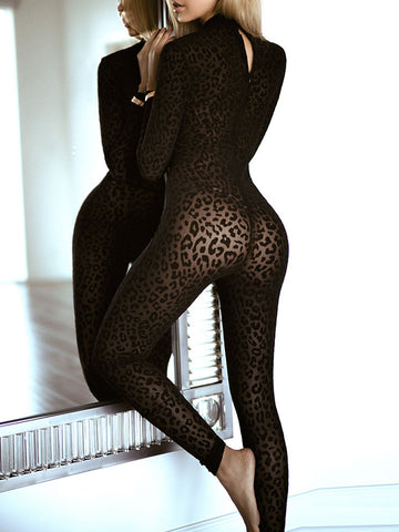 Fierce Fix Mesh Catsuit