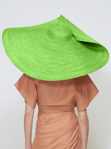 PISA Oversized Straw Hat