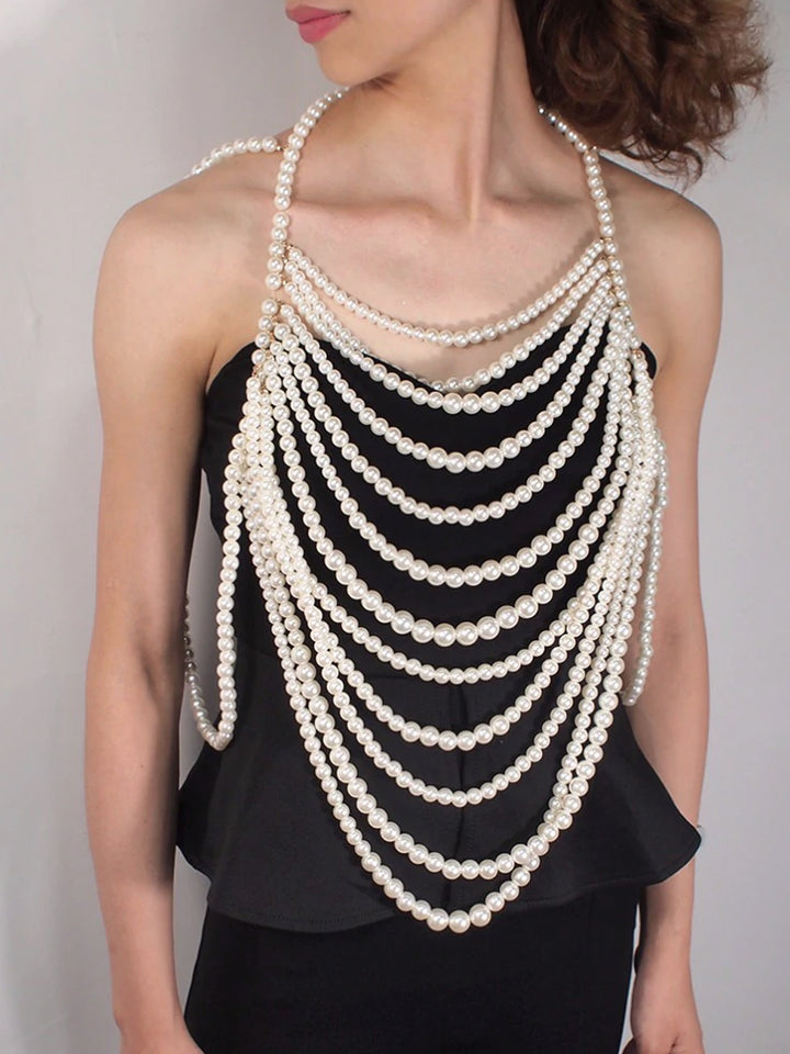 Pearls Top