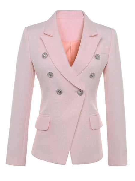 JOSÉPHINE Double-Breasted Blazer