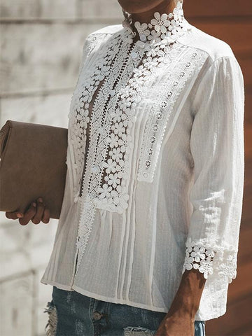 BELLINI Lace Blouse