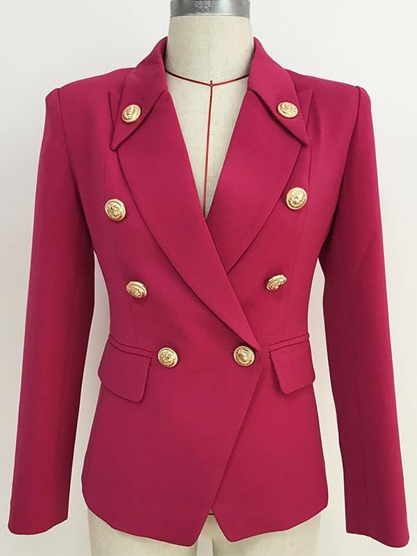 CORRINA Double-Breasted Blazer