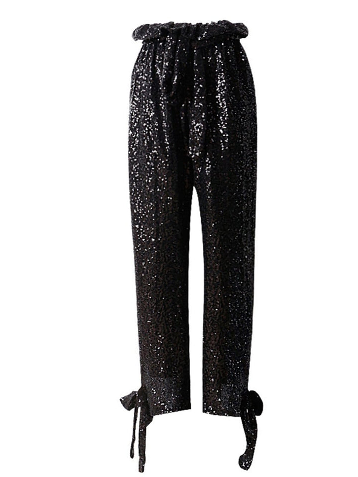 GALILEA Sequin Pants