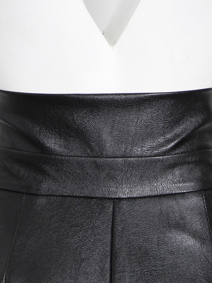 GEMM Leather Trousers