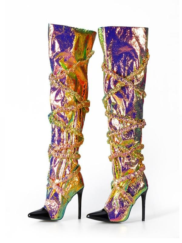MANDALAY Over-the-Knee Boots