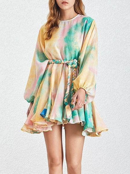 SONNY Mini Dress in Multicolor