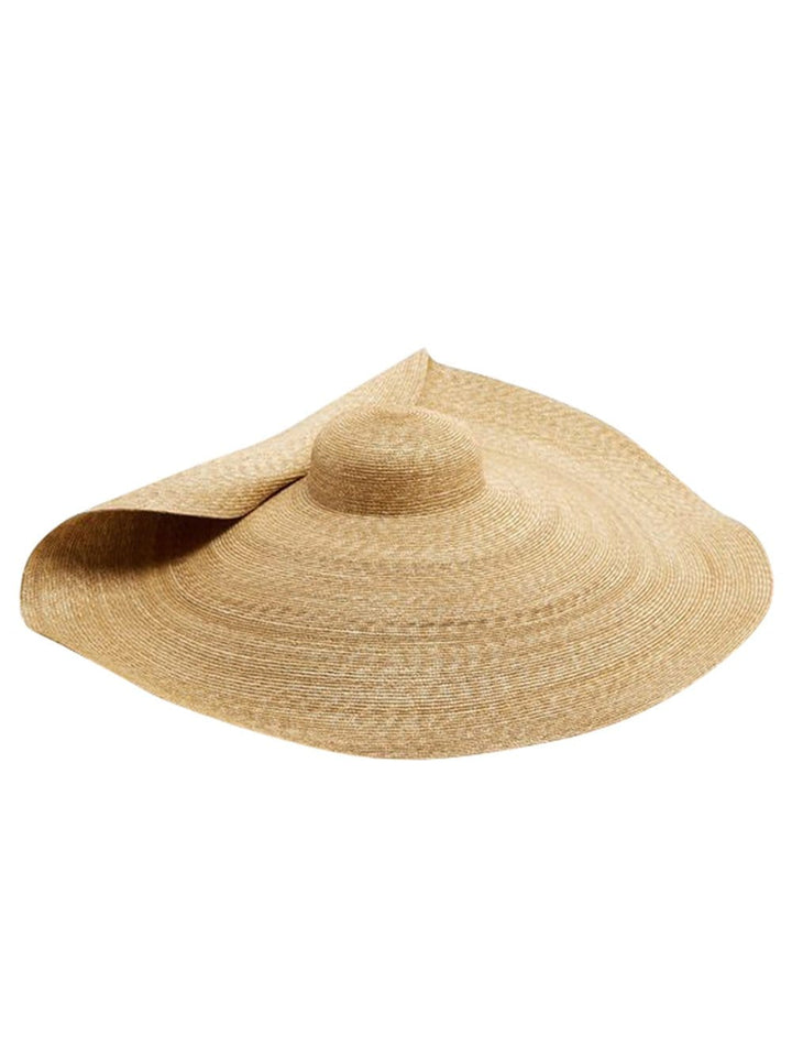 BOMB Oversized Straw-Hat
