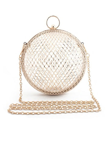 Metal Web Bag