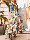 VIVACE Maxi Skirt Suit