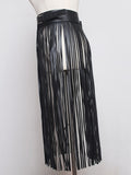 Long Tassel Girdle Belt