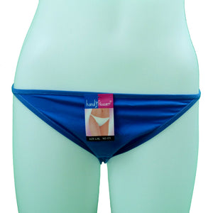 Sebix - Sexy Cotton Triangle Briefs - Blue