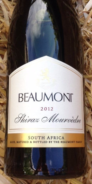 Beaumont 2012 Shiraz Mourvèdre