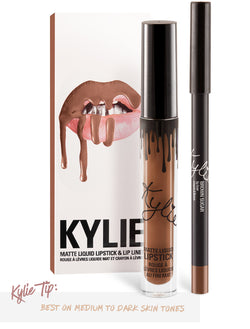 Brown Sugar Lip Kit - Kylie Cosmetics
