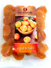 GOLDTHUMB Dried Apricots