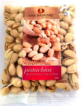 GOLDTHUMB Pistachios Roasted Unsalted