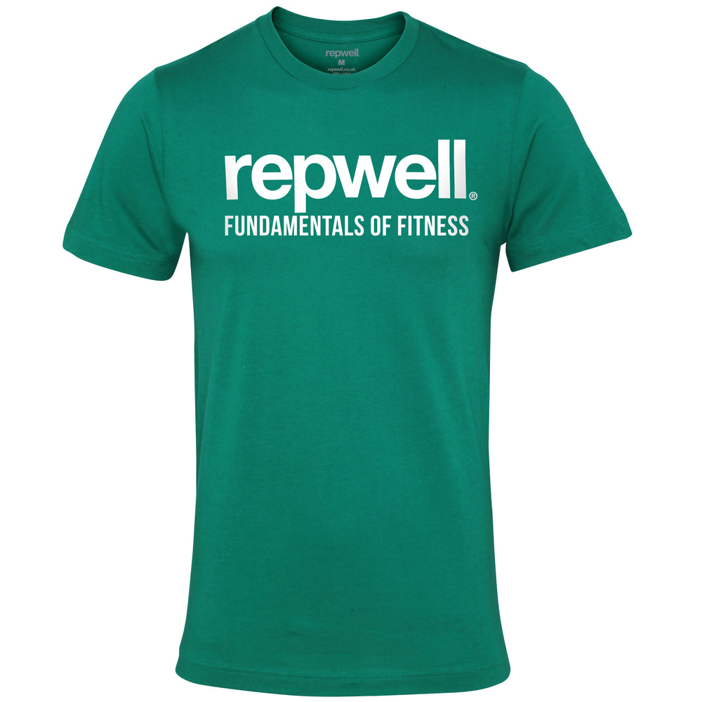 Womens Pro Tee Kelly Green / White